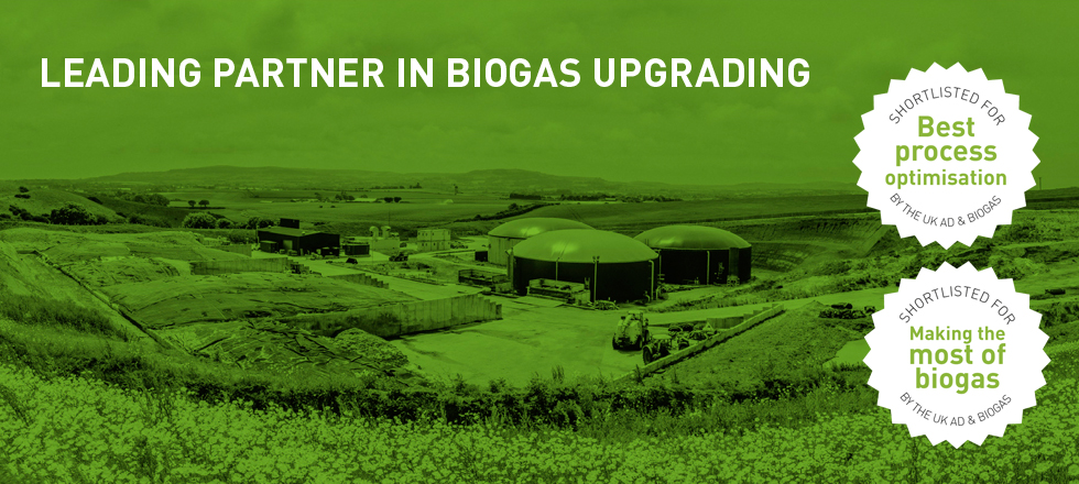 Pentair at AD & Biogas UK 2017