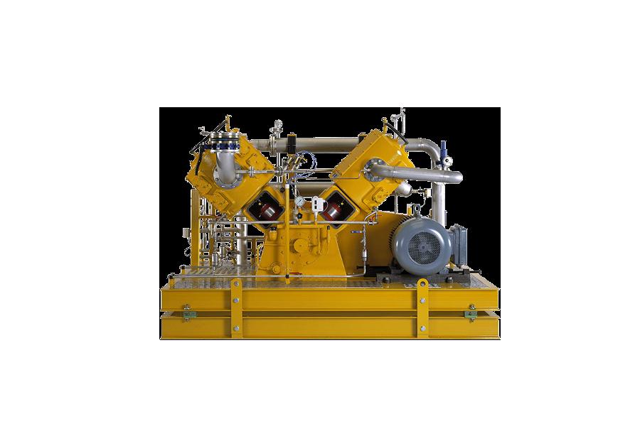 CO2 Compressor - Haffmans - image 1