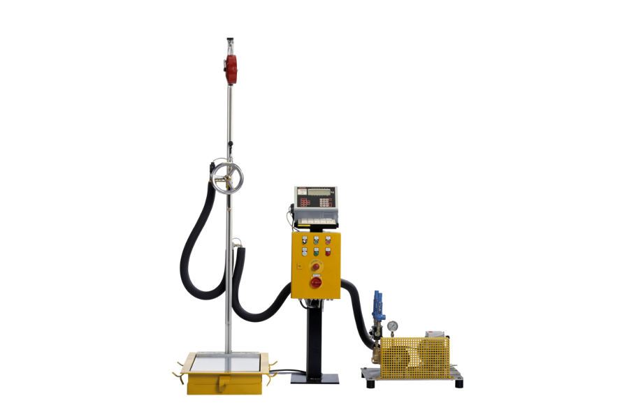 Pentair - CO2 Cylinder Filling Unit - Haffmans | Pentair
