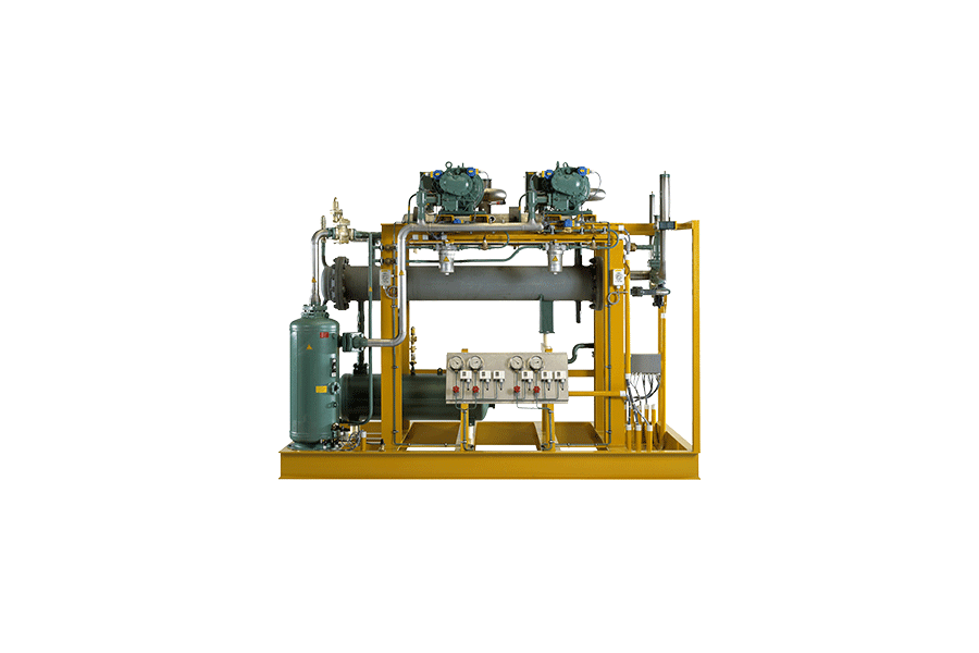 CO2 - Gas Liquefaction System - Haffmans - image 1