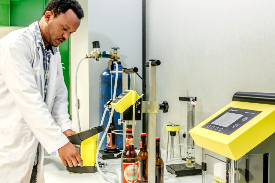 CO2 - O2 Measurement Laboratory - Haffmans - image 1