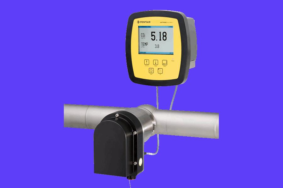 In-line Optical CO2 Meter AucoMet-i - Haffmans - image 1