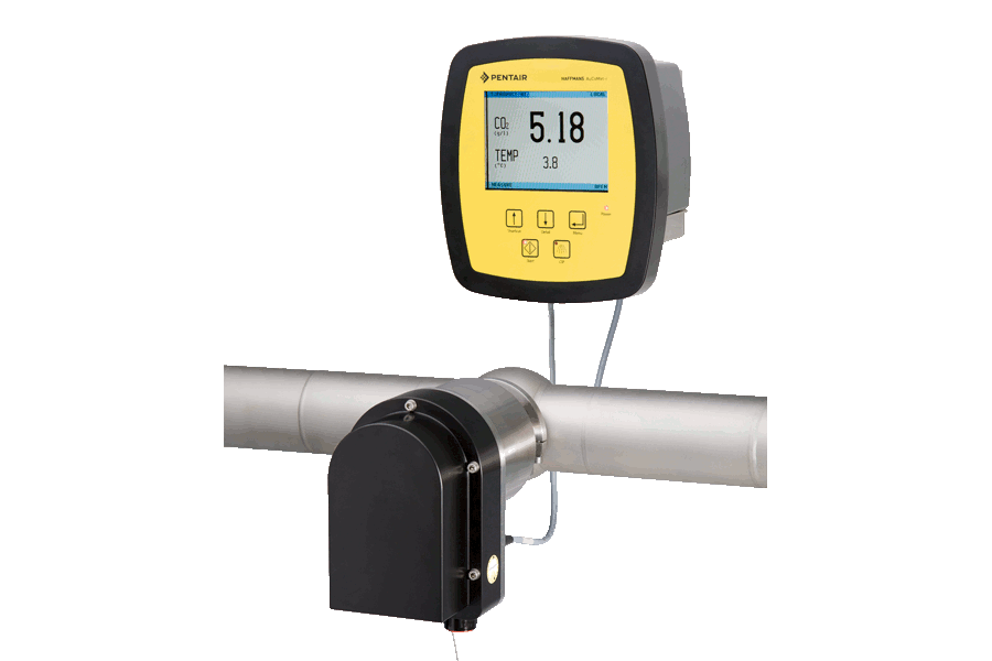 Pentair - In-line Optical O2 Meter - OGM - Haffmans ...