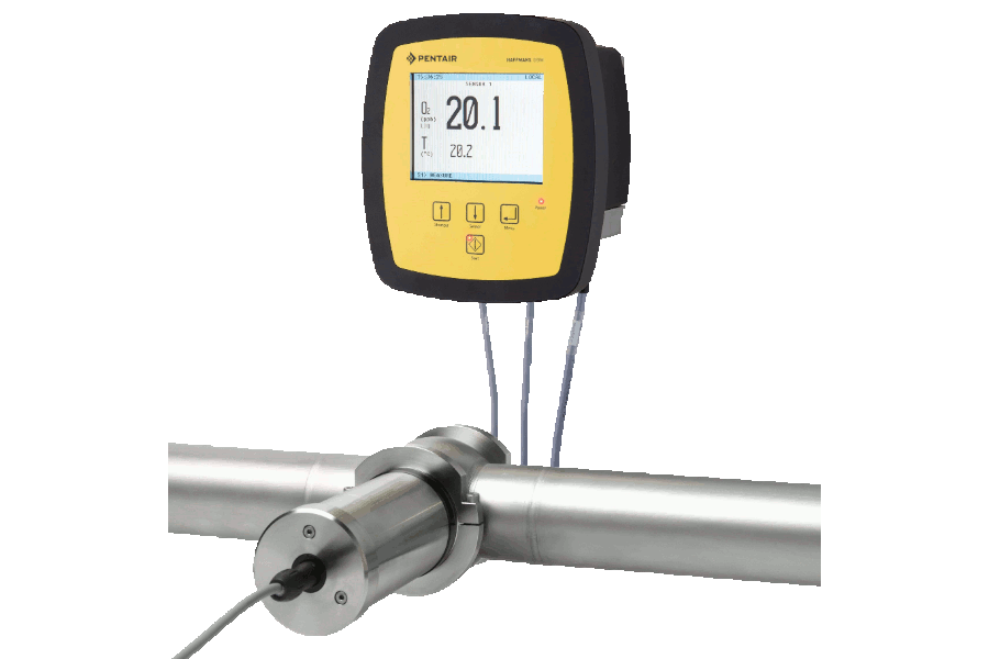 O2 measurement in-line - Haffmans OGM - img.1