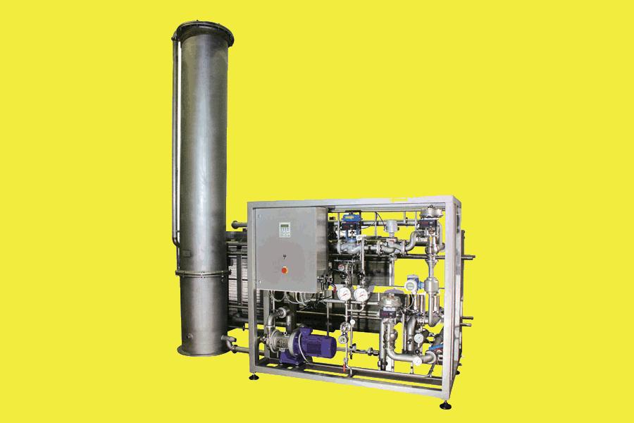 Pentair Beer Membrane Filtration System Beverage