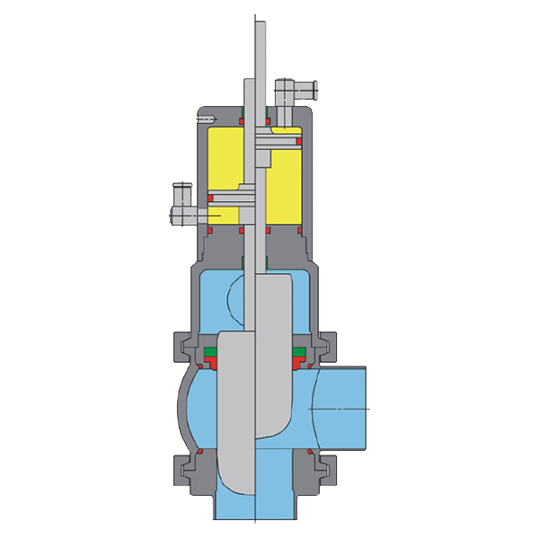 Constant Pressure Valve Südmo - image 3