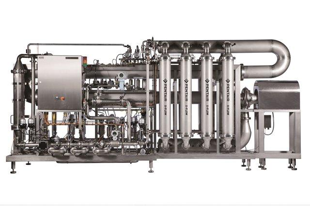 Filter element membranes