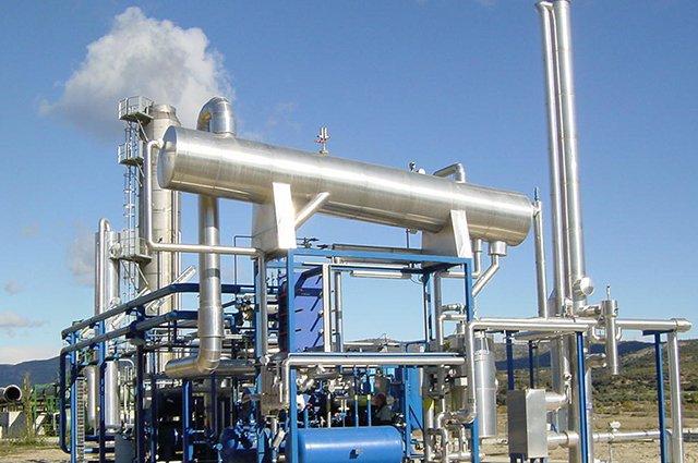 Biogasaufbereitung - Bild 4