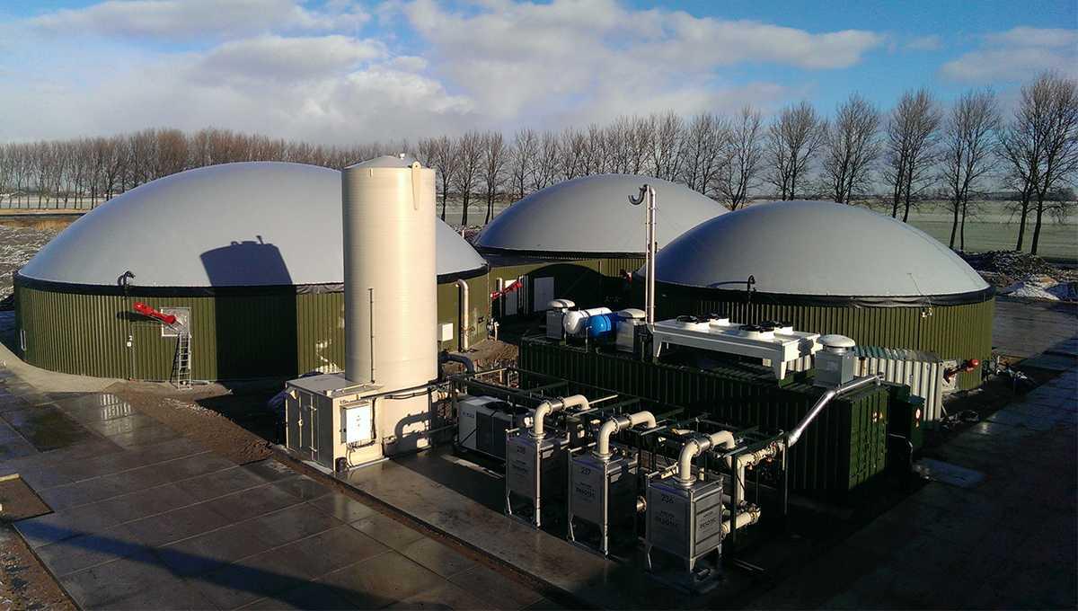Biogasaufbereitung - Slider - Bild 2