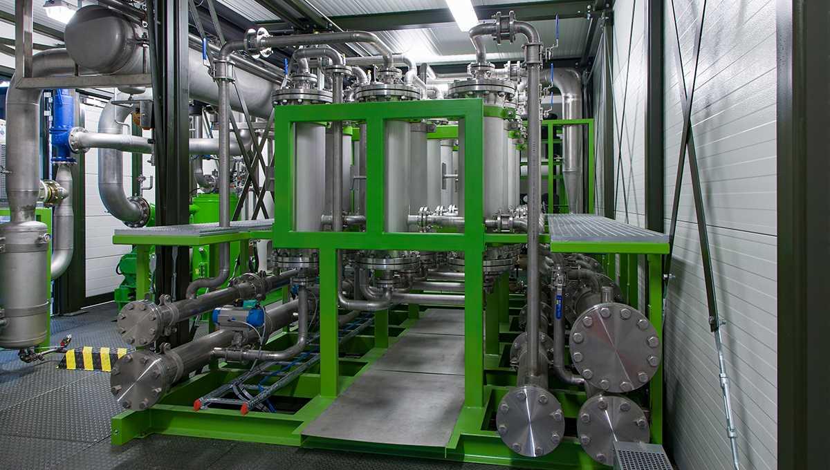 Biogasaufbereitung - Slider - Bild 4