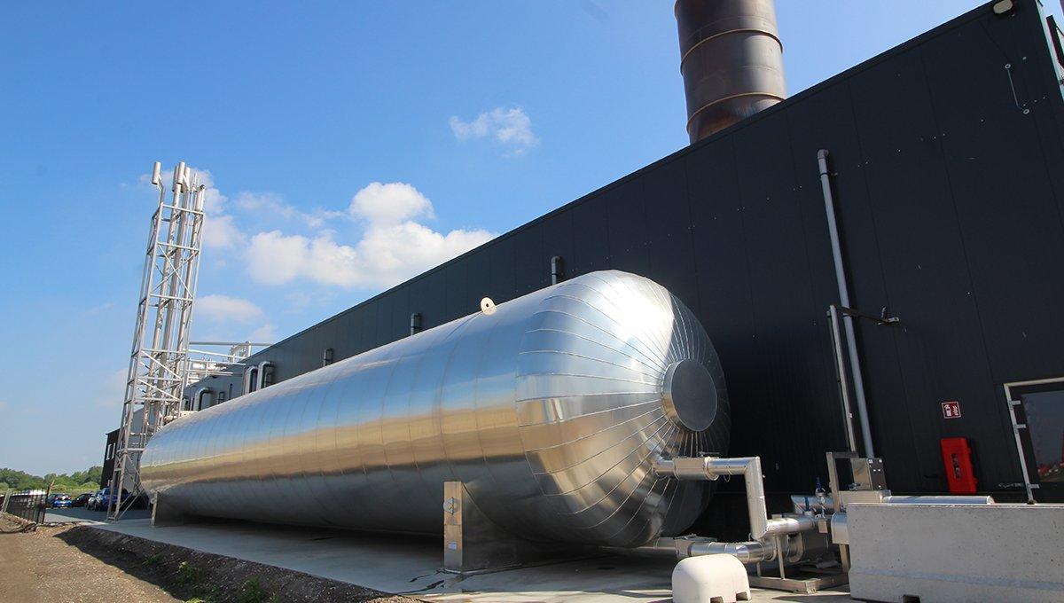 Biogasaufbereitung - Slider - Bild 5