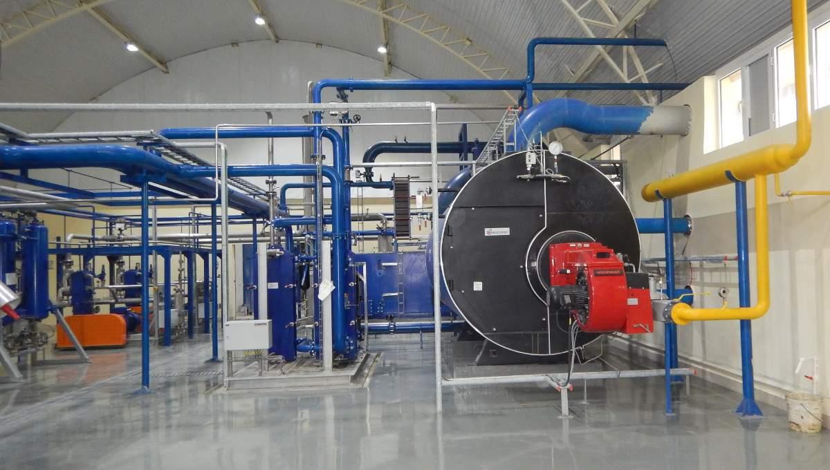 CO2-Extraktion/-erzeugung für Softdrink-Abfüller - Slider - Bild 2