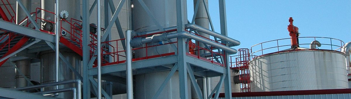 Ethanol-Rückgewinnungsanlage - Anwendungen - Bild 1