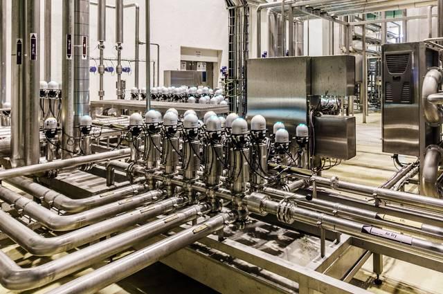 Hygienische Flüssigkeitsverarbeitung - Bild 2