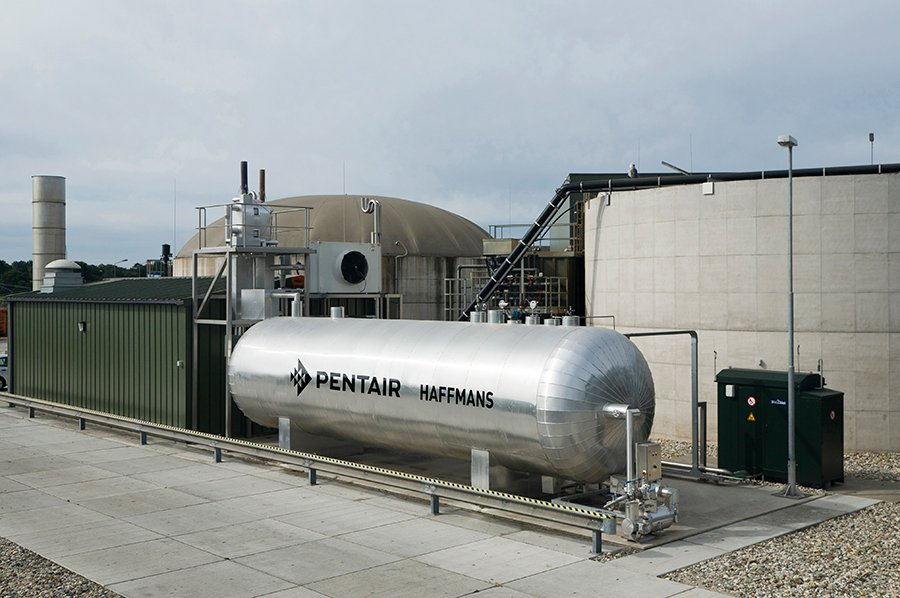 Biogas Upgrading Technology - Ecofuels, Netherlands - Image 0