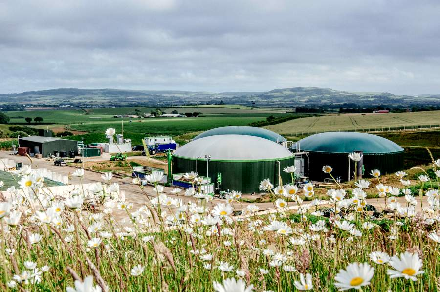Biogas Upgrading System for Biogas plants - Isle of Wight - Image 1