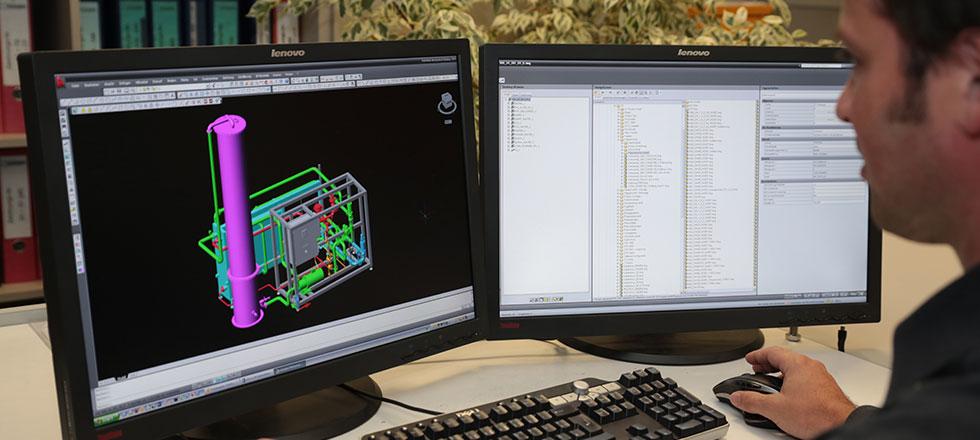 Projekt Engineering für Lebensmittel- und Getränkeindustrie - Slider - Bild 1