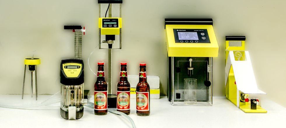 Quality control equipment for brewery, food and beverage industries - Haffmans products - Image 1