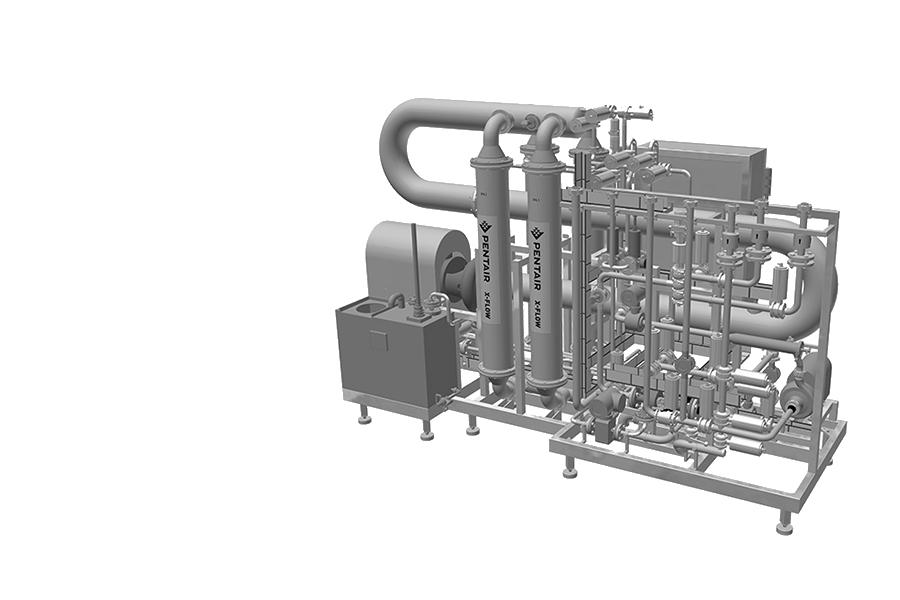 Biermembranfiltration - BMF +Flux Compact S4 - Bild 1