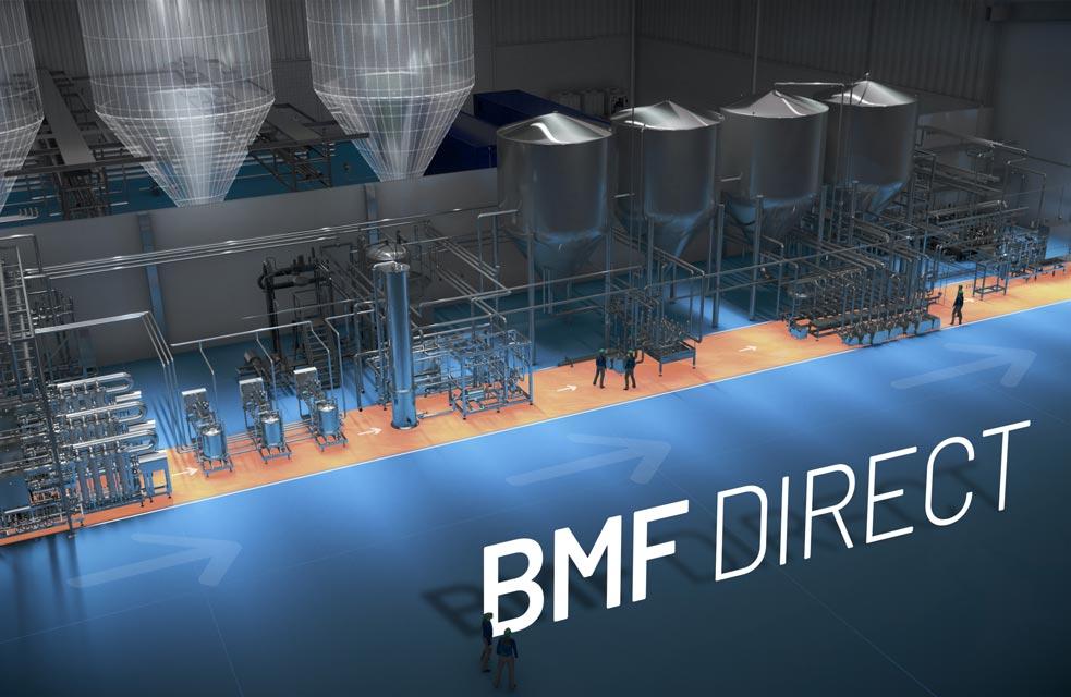 Pentair BMF Direct - Brauen mit keine Tanks für Fertigbier - Bild 1