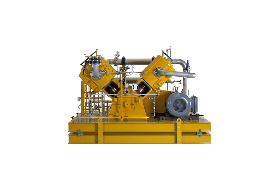 CO2 Compressor - Haffmans - image 1