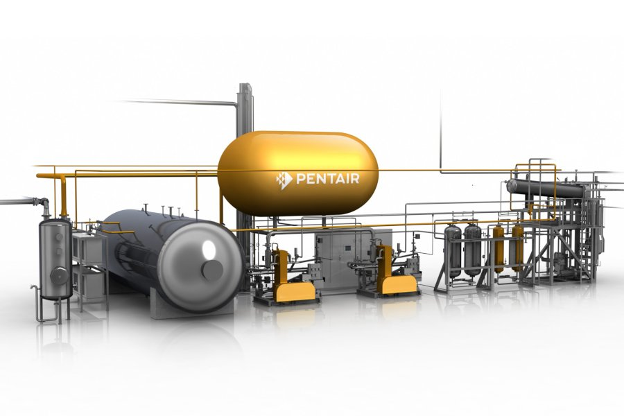CO2 Recovery Plant - CRU - Haffmans - image 1