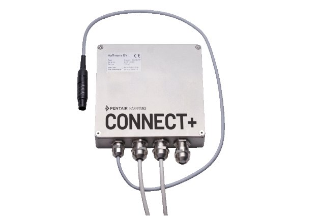 Protocol Converter Connect+ In-line - Haffmans - Bild 1