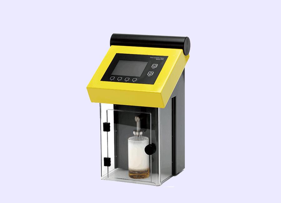 NIBEM Testlabor für die Messung der Schaumzerfallzeit - Haffmans - Bild 1