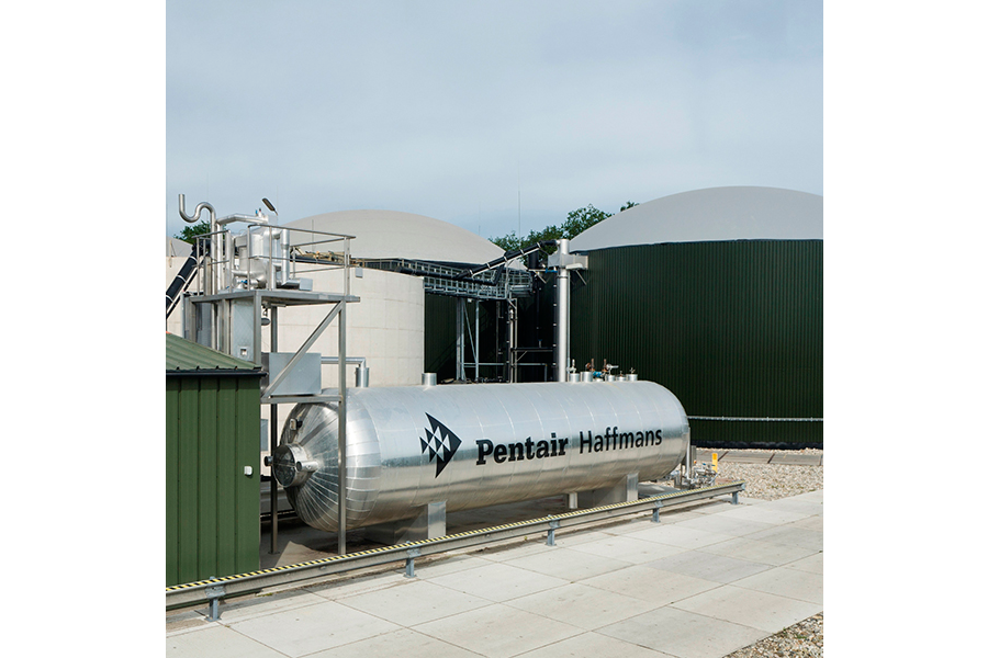 Liquid CO2 Storage Tank - Haffmans - image 1