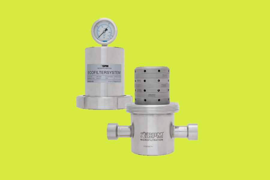 Dampffilter CPM - PDF - Haffmans - Bild 1