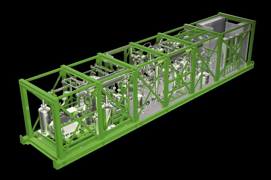 Biogas Upgrading Plant - BioCompact - Image 1